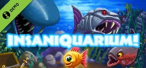 Insaniquarium! Deluxe Demo cover art
