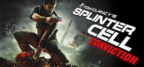 Tom Clancy's Splinter Cell: Conviction cover image