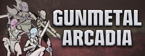 Gunmetal Arcadia - 青铜牧歌