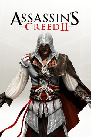 Assassin's Creed 2 Deluxe Edition poster image on Steam Backlog