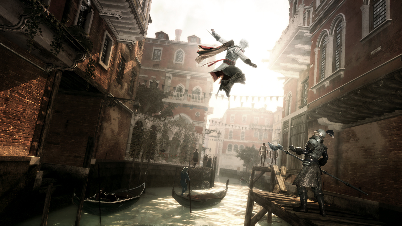Assassins Creed II Repack by CorePack Free Download