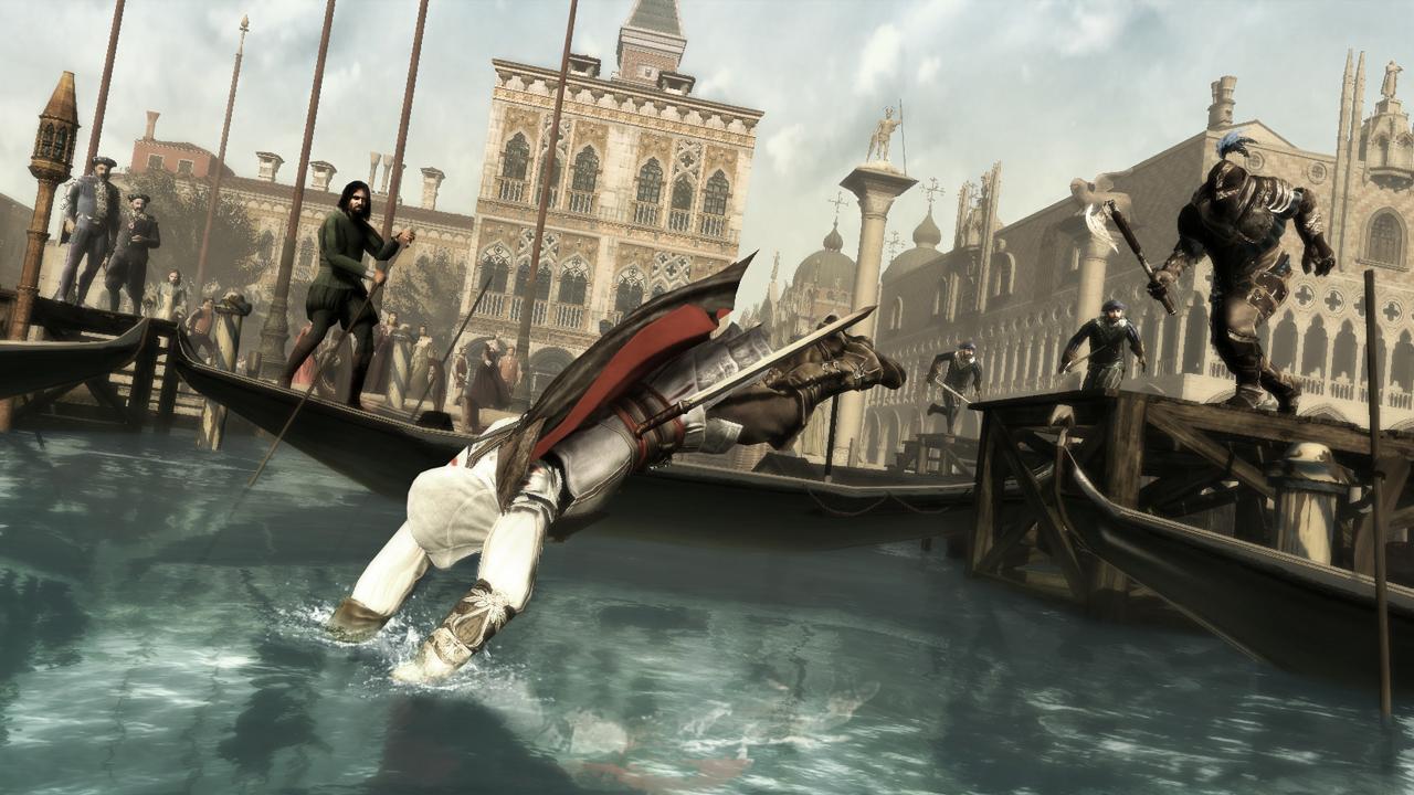 Link Tải Game Assassin's Creed II Việt Hóa Miễn Phí