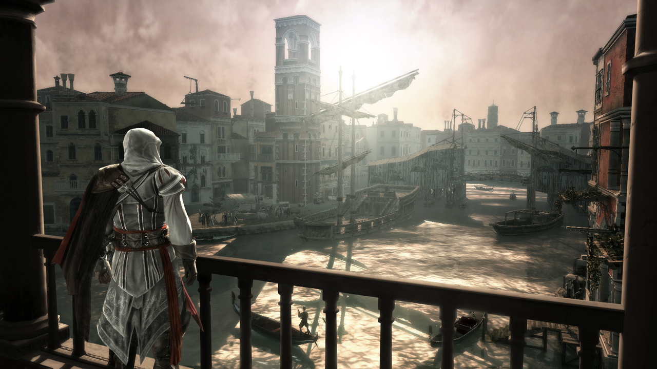 Assassin's Creed II ESPAÑOL XBOX 360