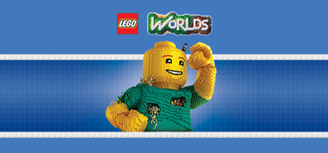 LEGO® Worlds cover art