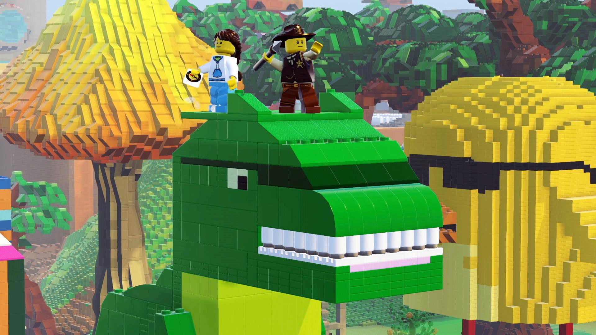 Lego Worlds W Serwisie Steam