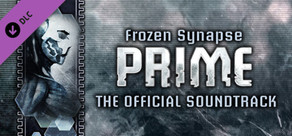 Frozen Synapse Prime - Soundtrack cover art