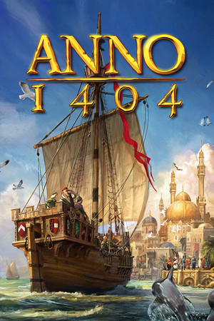 Anno 1404 poster image on Steam Backlog