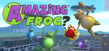 the amazing frog steam