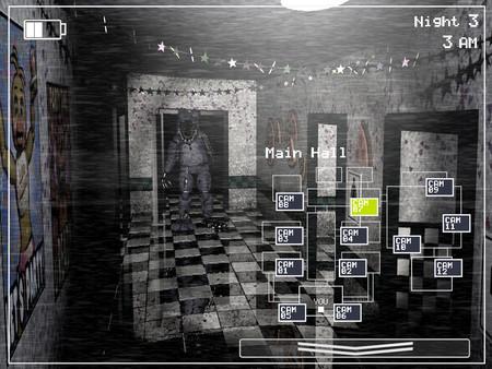 Screenshot of Five Nights at Freddy's 2