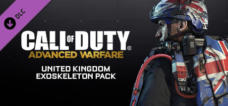 Call of Duty®: Advanced Warfare - United Kingdom Exoskeleton Pack
