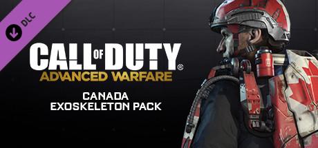 Call of Duty®: Advanced Warfare - Canada Exoskeleton Pack