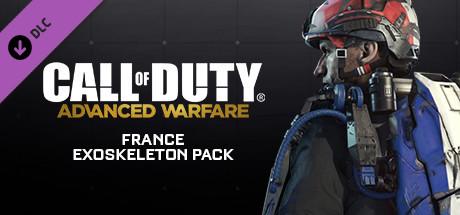 Call of Duty®: Advanced Warfare - France Exoskeleton Pack