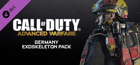 Call of Duty®: Advanced Warfare - Germany Exoskeleton Pack