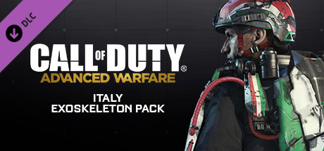 Call of Duty®: Advanced Warfare - Italy Exoskeleton Pack
