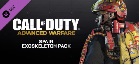 Call of Duty®: Advanced Warfare - Spain Exoskeleton Pack