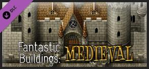 RPG Maker VX Ace - Fantastic Buildings: Medieval cover art