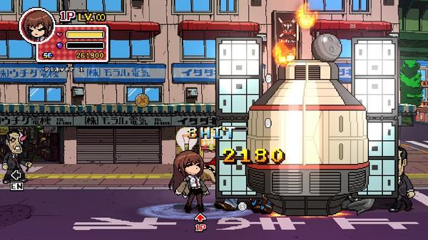Galeria Imagenes Phantom Breaker Battle Grounds  Kurisu Makise  Level 99 Pack REVENTA STEAM 4