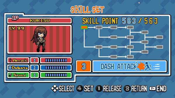 Galeria Imagenes Phantom Breaker Battle Grounds  Kurisu Makise  Level 99 Pack REVENTA STEAM 5