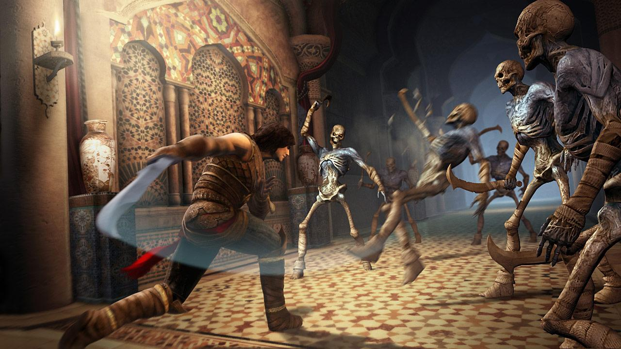 Prince Of Persia The Forgotten Sands On Steam