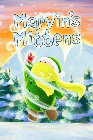 Marvin's Mittens poster image on Steam Backlog