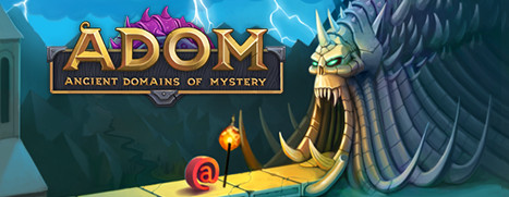 ADOM (Ancient Domains Of Mystery) - ADOM:神秘古域