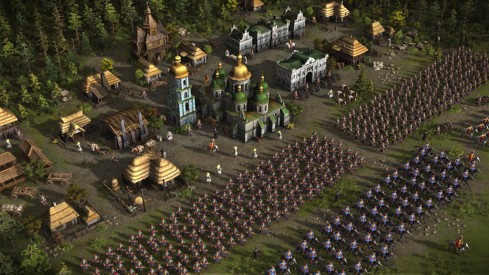 Cossack Gold Rus Demo