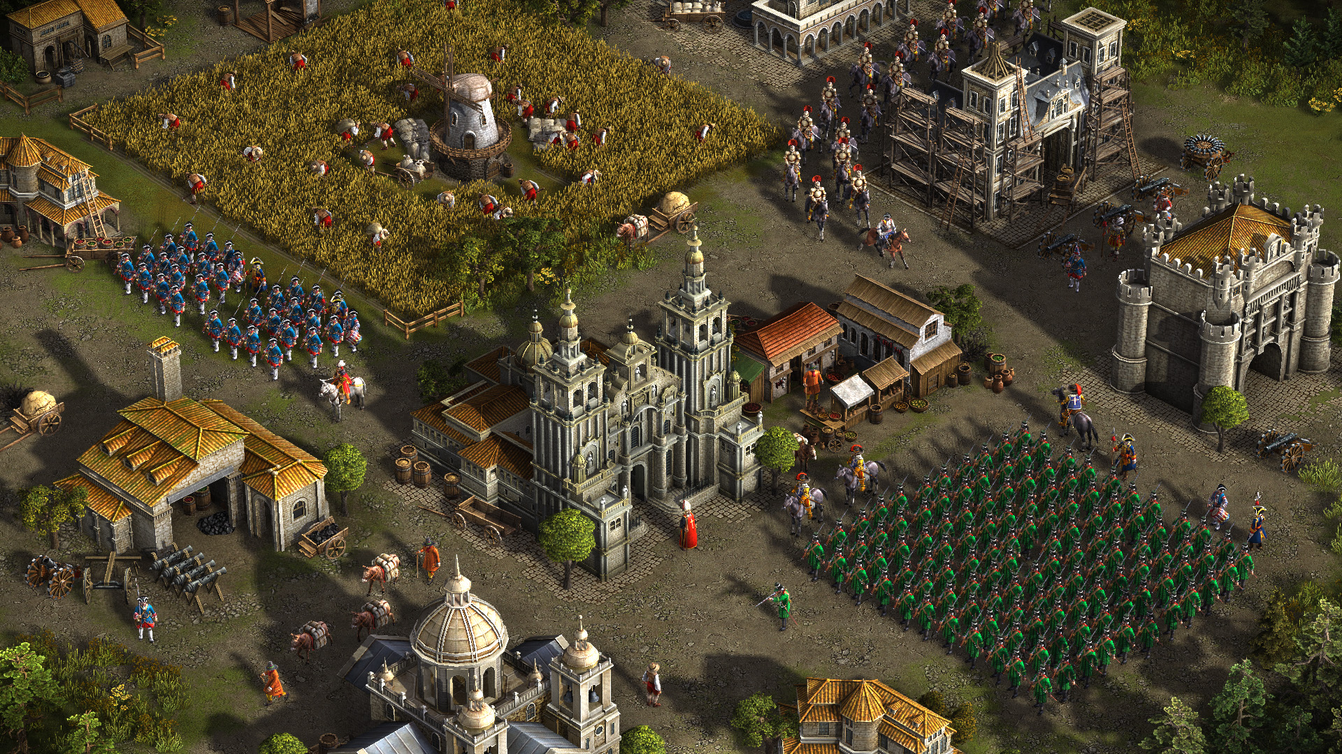 Cossacks 3 System Requirements - Can I Run It? - PCGameBenchmark