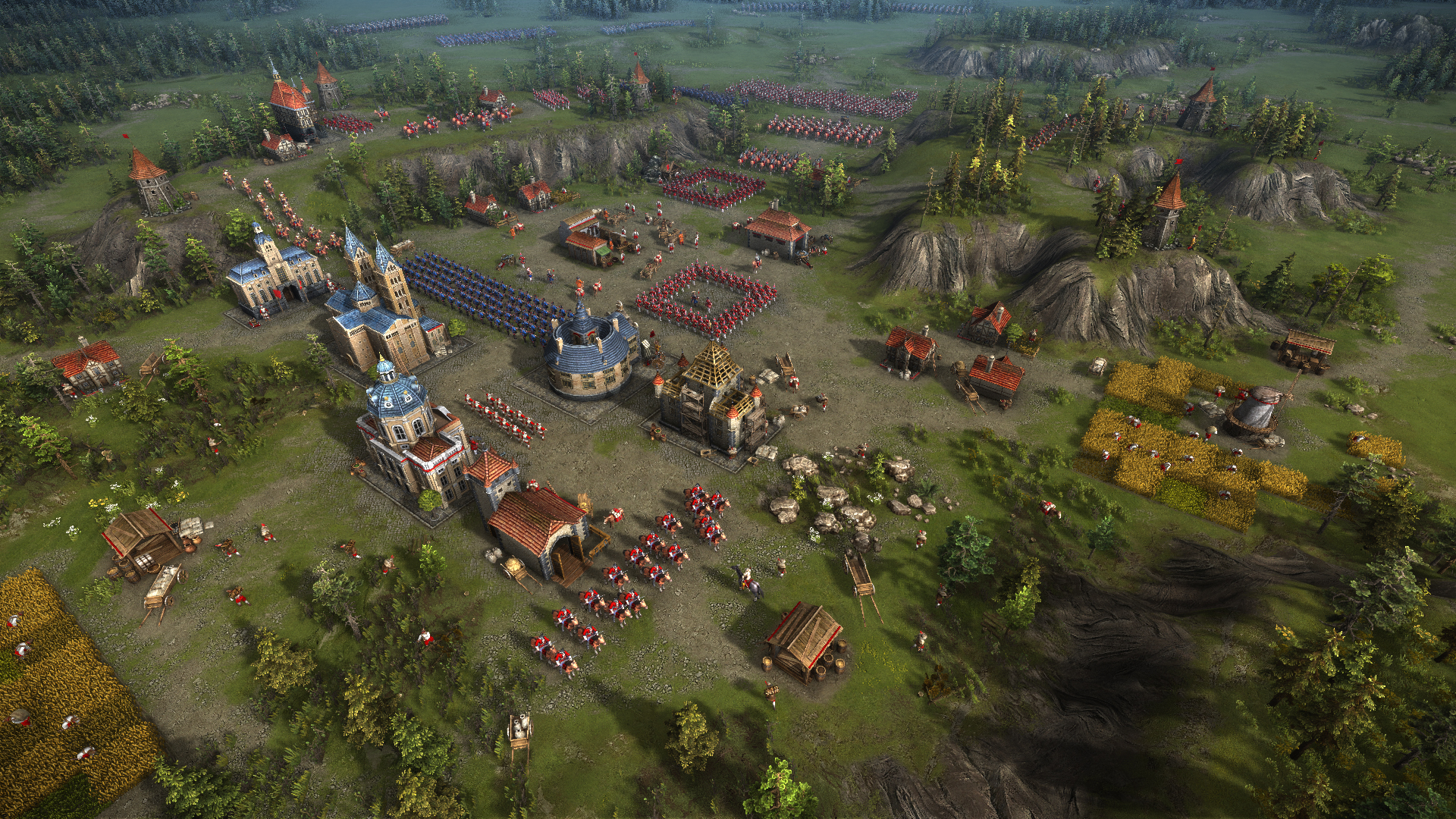 Find the best laptop for Cossacks 3