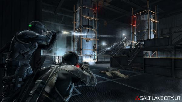 Tom Clancy's Splinter Cell Conviction Insurgency Pack (DLC)