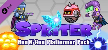 Spriter: Run N' Gun Pack