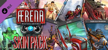 AERENA - Skin Pack
