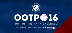 Out of the Park Baseball 16 cover art