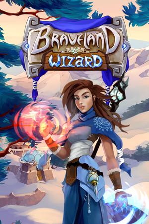 Braveland Wizard poster image on Steam Backlog