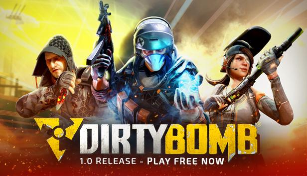 Dirty Bomb On Steam