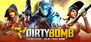 Dirty Bomb cover art