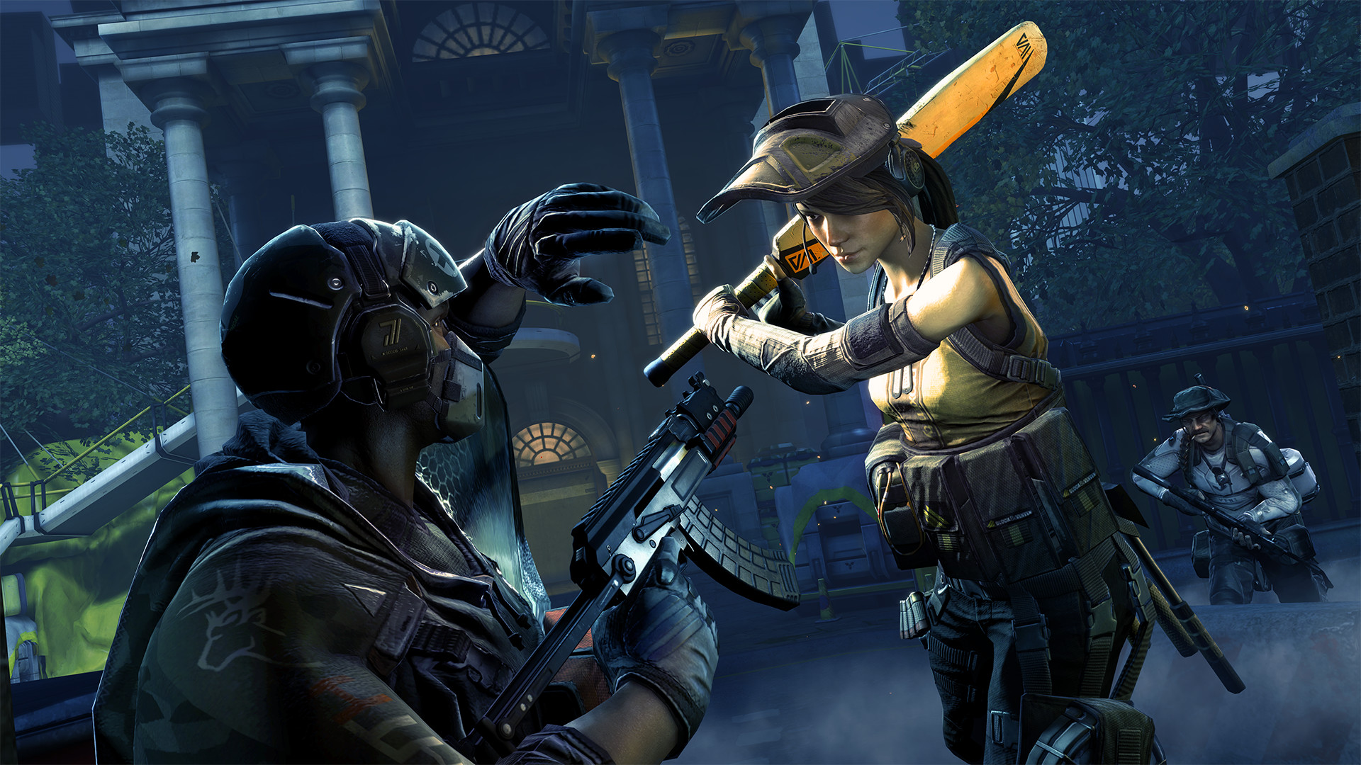 Dirty Bomb On Steam Game