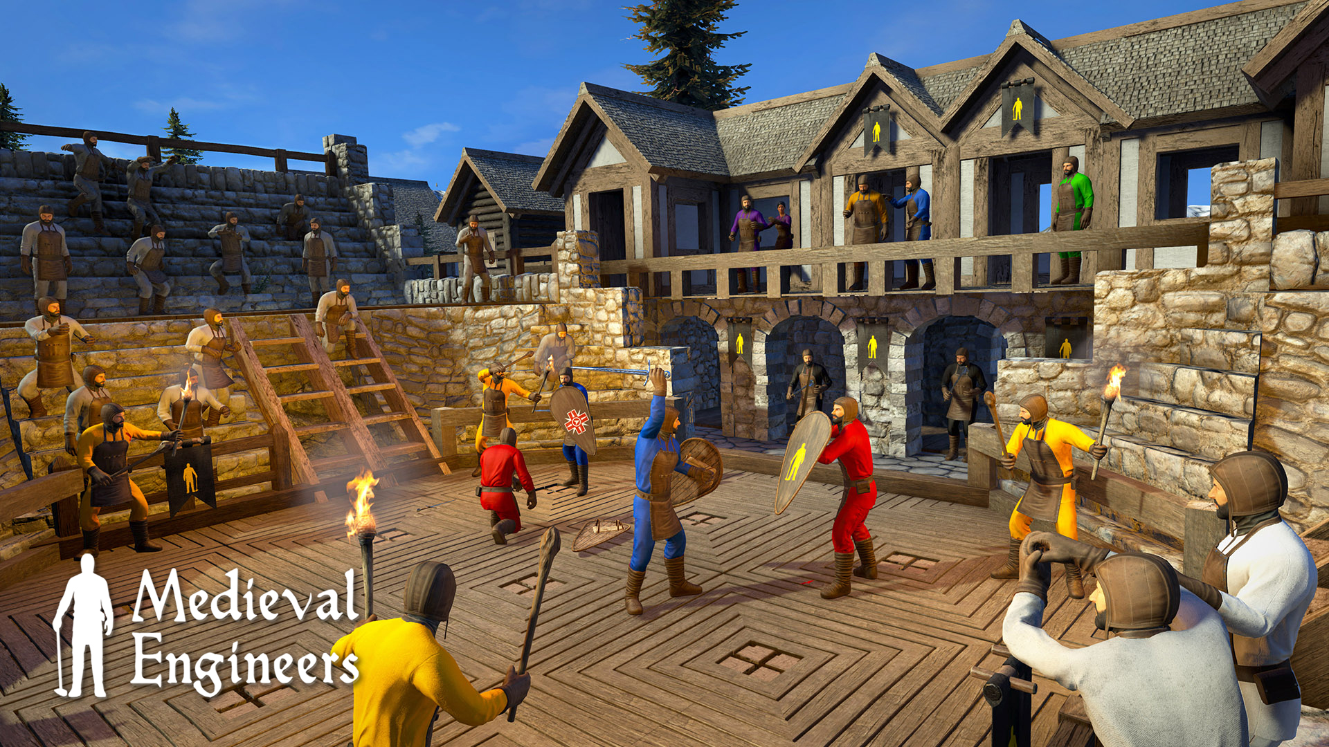 Find the best laptop for Medieval Engineers