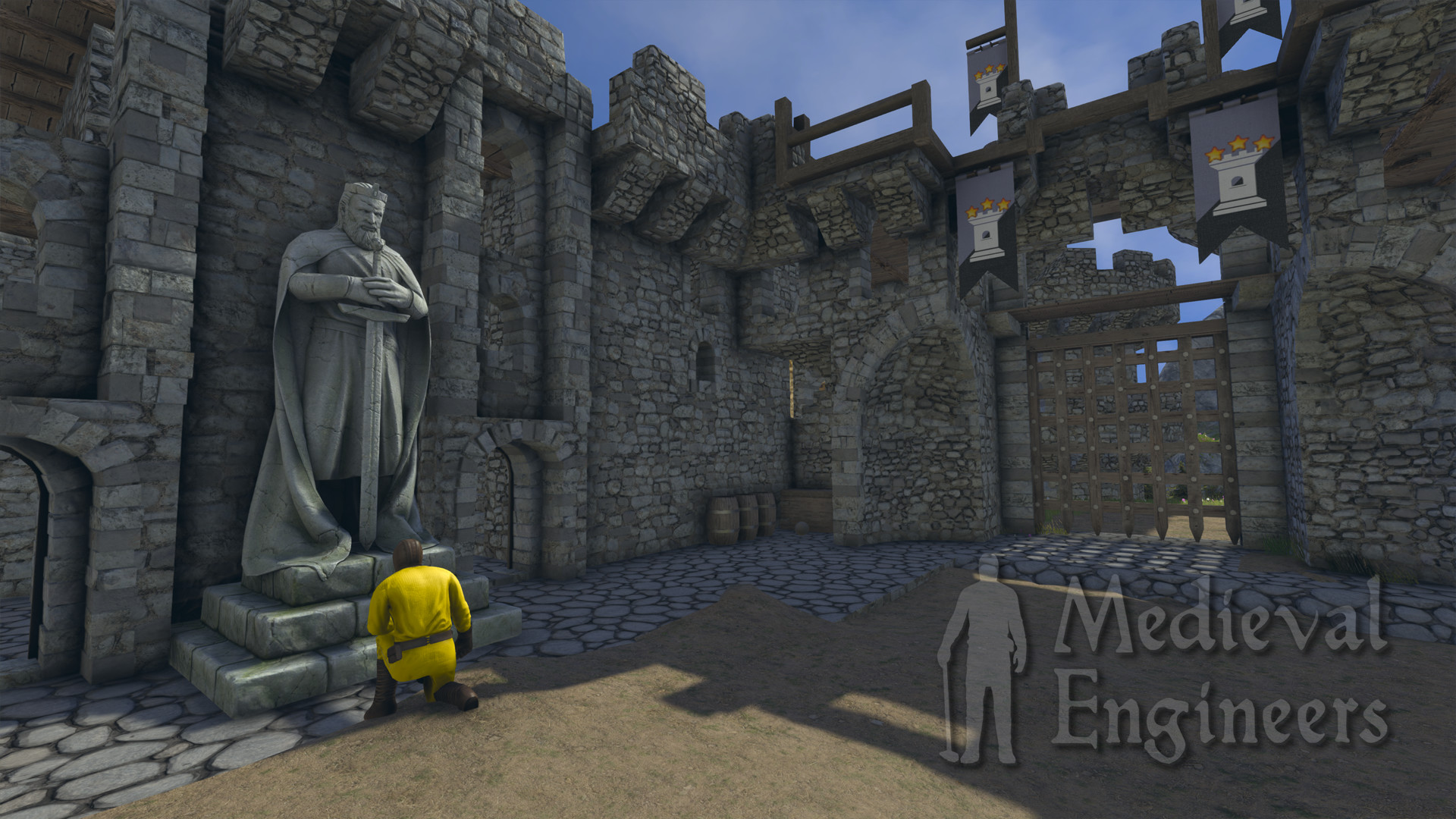 Medieval Engineers Download Free