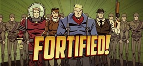 Fortified cover art