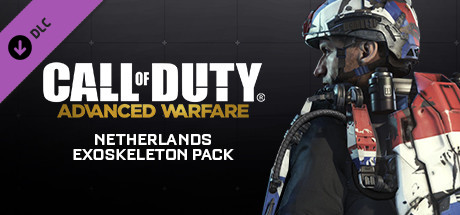 Call of Duty®: Advanced Warfare - Netherlands Exoskeleton Pack