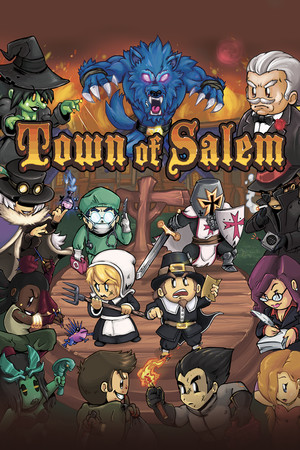 Town of Salem poster image on Steam Backlog