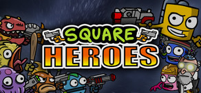 Square Heroes cover art