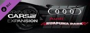 Project CARS - Audi Ruapuna Speedway Expansion Pack