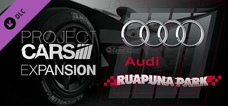 Project CARS - Audi Ruapuna Speedway Expansion