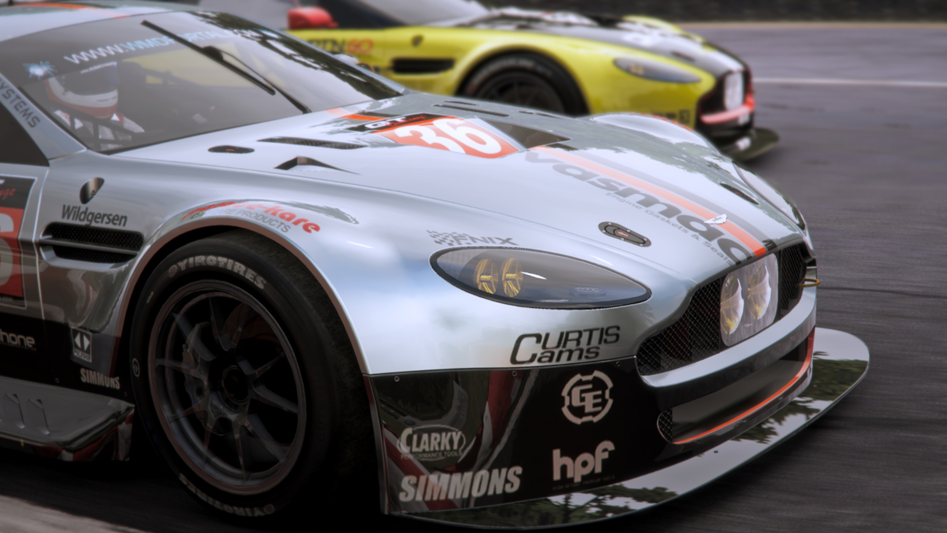 Project Cars Aston Martin Track Expansion On Steam