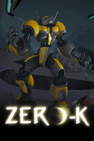 Zero-K poster image on Steam Backlog