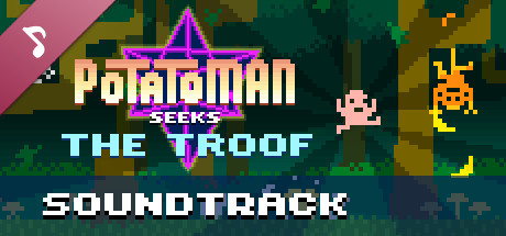 Potatoman OST & Supporter Pack
