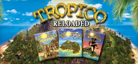 Teaser for Tropico Reloaded