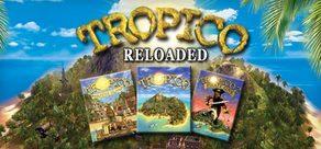 Tropico Reloaded cover art
