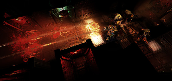Space Hulk: Ascension - Imperial Fist